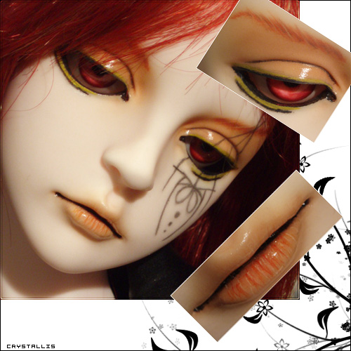 ¤Les Make-up de Crys¤ Luts, Fairyland, Soom, DZ p4 26/06 Angel-make-up