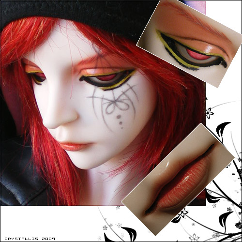 ¤Les Make-up de Crys¤ Luts, Fairyland, Soom, DZ p4 26/06 Angel-make-up2