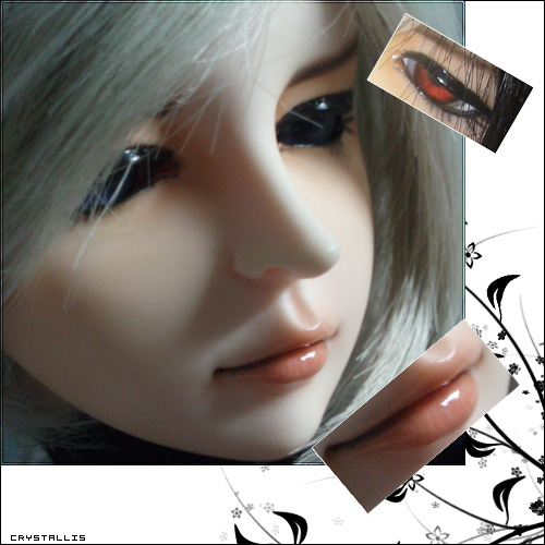¤Les Make-up de Crys¤ Luts, Fairyland, Soom, DZ p4 26/06 Dante-make-up