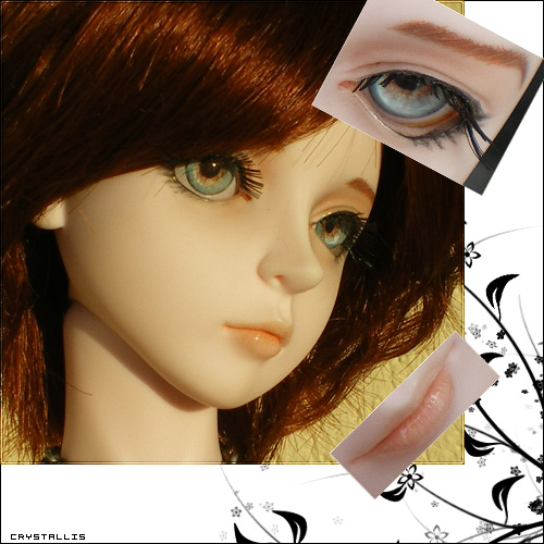 ¤Les Make-up de Crys¤ Luts, Fairyland, Soom, DZ p4 26/06 Eliah-make-up