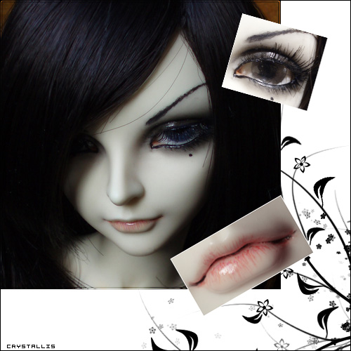¤Les Make-up de Crys¤ Luts, Fairyland, Soom, DZ p4 26/06 Irian-make-up