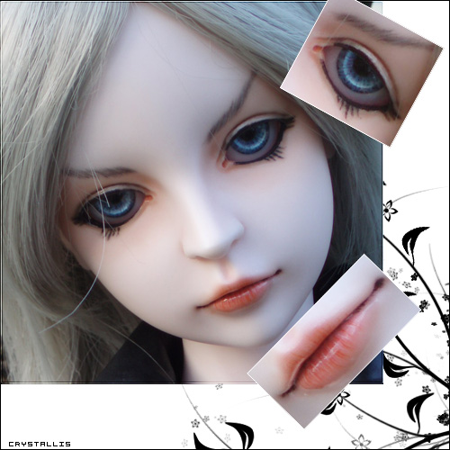 ¤Les Make-up de Crys¤ Luts, Fairyland, Soom, DZ p4 26/06 Nero-make-up