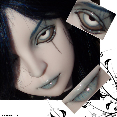 ¤Les Make-up de Crys¤ Luts, Fairyland, Soom, DZ p4 26/06 Omen-make-up