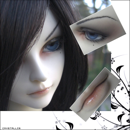 ¤Les Make-up de Crys¤ Luts, Fairyland, Soom, DZ p4 26/06 Riri-make-up-4