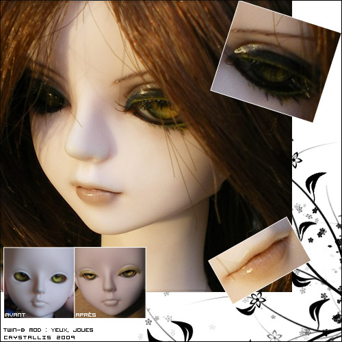 ¤Les Make-up de Crys¤ Luts, Fairyland, Soom, DZ p4 26/06 Saya-make-up2