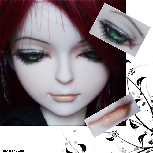 ¤Les Make-up de Crys¤ Luts, Fairyland, Soom, DZ p4 26/06 Sorenn-make-up