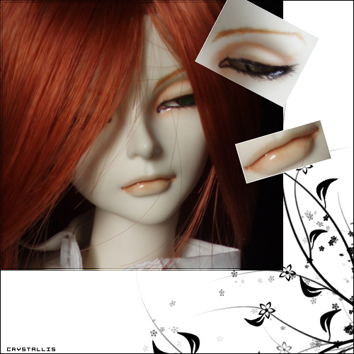 ¤Les Make-up de Crys¤ Luts, Fairyland, Soom, DZ p4 26/06 Thalys-make-up